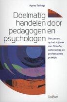 Doelmatig handelen voor pedagogen en psychologen