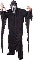 Scream - Kostuum - Maat 52 - Zwart
