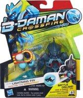 B-Daman Crossfire Lightning Fin. BD-02a.