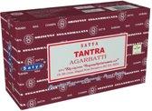 Wierook Nag Champa Tantra Box 12-pakjes-a-15 stokjes