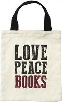 Moses Libri_x Love Peace Books Boekentas 20 X 25 Cm