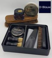 Premium Schoenpoetsset Saphir - Donkerblauw
