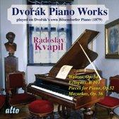 Valses Op. 54/Pieces Pour Piano Op.