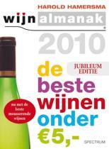 Wijnalmanak 2010 - De beste wijnen onder  5 euro