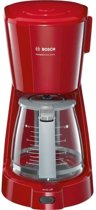 Bosch TKA3A034  CompactClass - Koffiezetapparaat - Rood