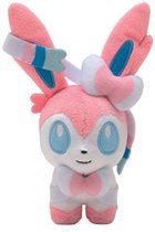 Pokemon Pluche Knuffel - Anime Edition Sylveon 19cm