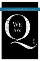 Q Anon +++ Vote for Q Blank College Ruled Journal 6x9