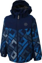 Color Kids Konrod Wintersportjas - Maat 98  - Unisex - blauw