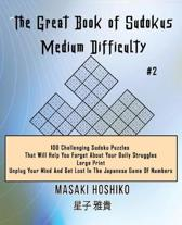 The Great Book of Sudokus - Medium Difficulty #2