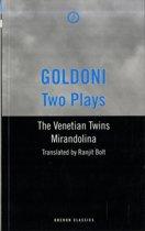 Venetian Twins/Mirandolina (Trans. Ranjit Bolt)