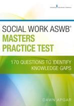 Social Work ASWB Masters Practice Test