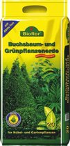 Potgrond voor Buxus - BIOFLOR boxwood and green plant soil