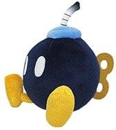 Super Mario Bros: Bob Omb 6 inch Plush