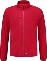 Tricorp 301012 Sweatvest Fleece Luxe Rood maat L