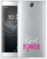 Sony Xperia XA2 Hoesje Girl Power