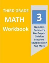Third Grade Math Workbook: for Kids Deluxe Edition 100 Pages