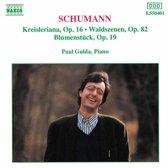 Schumann: Kreisleriana, Waldszenen, Blumenstuck / Paul Gulda