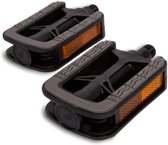 Lynx Platformpedaal Stadsfiets Comfort 9/16 Inch Zwart Per Set