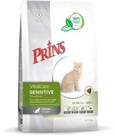 Prins Vital Care Kat Adult Sensitive - Kattenvoer - 1.5 kg
