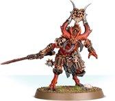 Age of Sigmar - Daemons of Khorne Bloodmaster Herald of Khorne