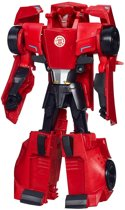 Transformers 3-Step Changers Sideswipe - Robot