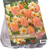 Urban Flowers – Sweet lingery - 2 x 10 stuks