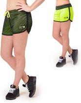 a7150b07a0d4d Gorilla Wear Franklin Tights - Zwart/Grijs Camo - 4XL. 59 90. Madison  Reversible Shorts - Zwart/roze - L