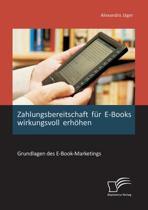 Zahlungsbereitschaft Fur E-Books Wirkungsvoll Erhohen