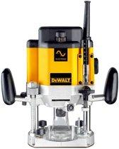 Dewalt Bovenfreesmachine electronisch 2000W DW625E-QS