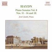Haydn: Piano Sonatas Vol. 8