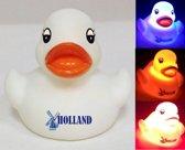 Disco badeendje Holland (set van 6 eendjes)