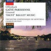 Offenbach: Gaite Parisienne / Gounod: Ballet Music