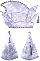 Prinsenmuts wit