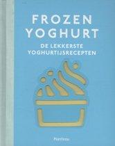 Frozen Yoghurt. De lekkerste yoghurtijsrecepten