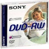 Sony 3 x DMW60AJ-BT DVD-RW 2.8GB DVD-RW 3stuk(s)