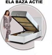 Ela Wonen & Slapen - Ela Baza bed met opbergruimte