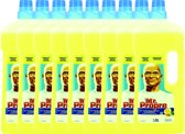 Mr. Proper Allesreiniger - Zomer Citroen - 9 x 1,25L - Voordeelverpakking