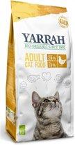 Yarrah cat biologische brokken kip kattenvoer 6 kg