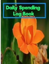 Daily Spending Log Book