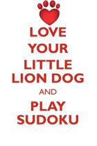 Love Your Little Lion Dog and Play Sudoku Little Lion Dog Sudoku Level 1 of 15