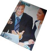EXXO-HFP #12267 - Presentatie A3 Show Album 20 Tassen - Zwart - 1 Stuks