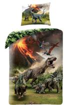 Dekbedovertrek Jurassic world