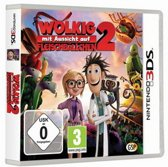 Cloudy with a chance of Meatballs 2 - 2DS + 3DS