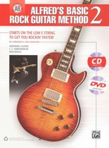 Alfred's Basic Rock Guitar Method, Bk 2