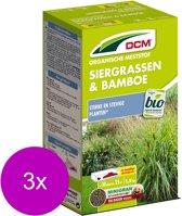 Dcm Siergras En Bamboe 25 m2 - Graszaden - 3 x 1.5 kg