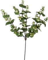 Viv! Home Luxuries - Bessentak - zijden bloem - wit - topkwaliteit