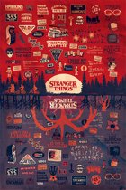 Poster Stranger Things Quotes