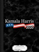Kamala Harris 2020 for President Composition Notebook
