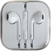 2x Oortje voor iPhone iPod earphone