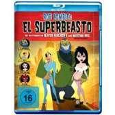 The Haunted World Of El Superbeasto (2009) (blu-ray)